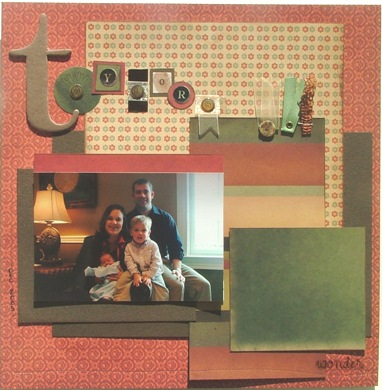 Sample Scrapbook Pages Photos And Ideas For Using Paperbag